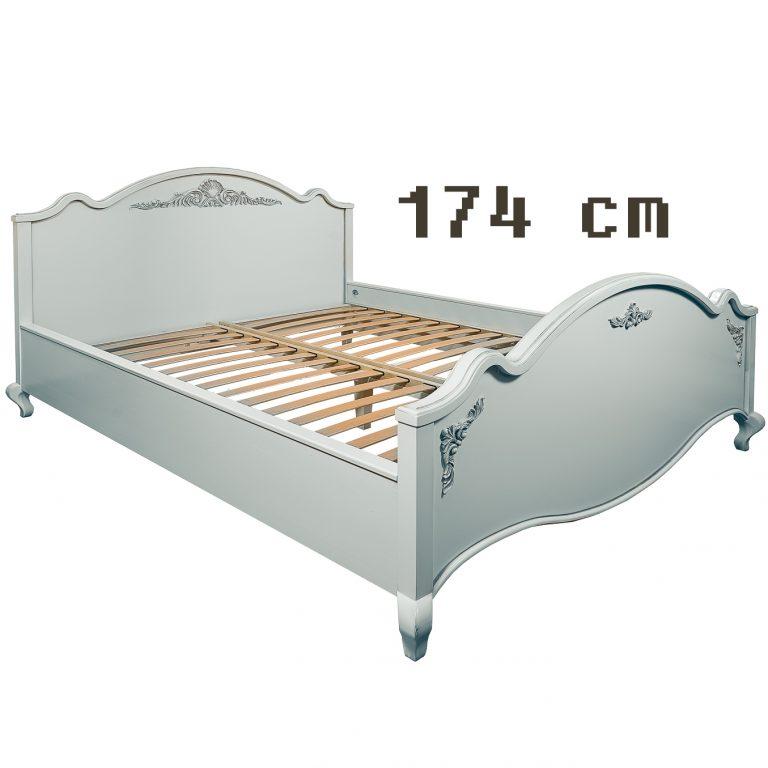 Bettbreite 174 cm